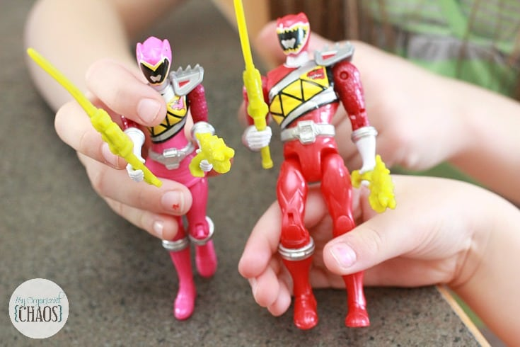 power rangers dino charge walmart review