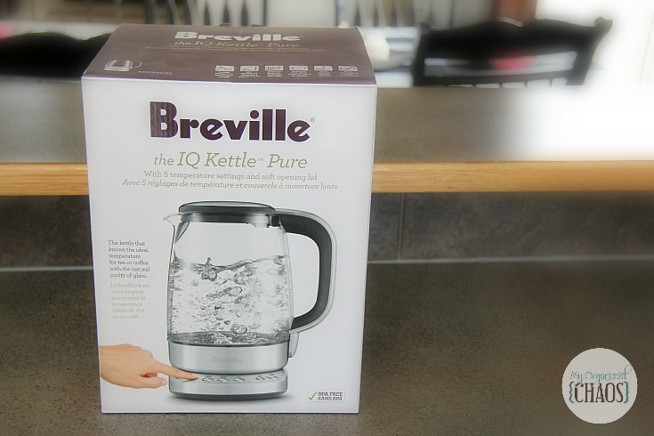 Breville IQ Kettle Pure small appliance review