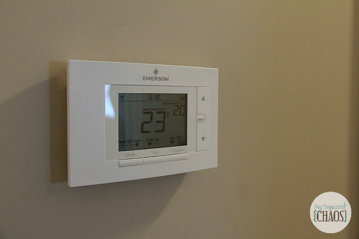 Emerson Sensi Wi-Fi Thermostat canadian review