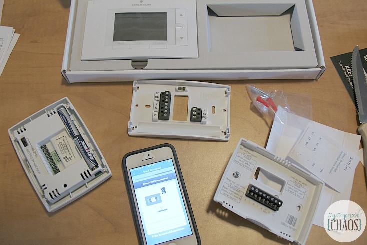 Emerson Sensi Wi-Fi Thermostat review canada