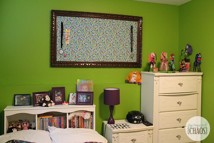 Lime Green Perfect Pre-Teen Bedroom