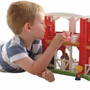 Fisher-Price Little People Animal Friends Farm #Giveaway