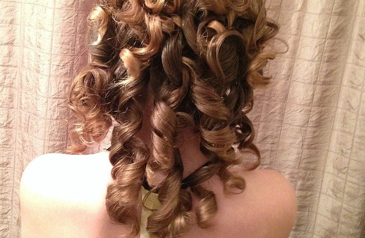 How to Get the Perfect Curls – Cheer and Dance Hair Hack