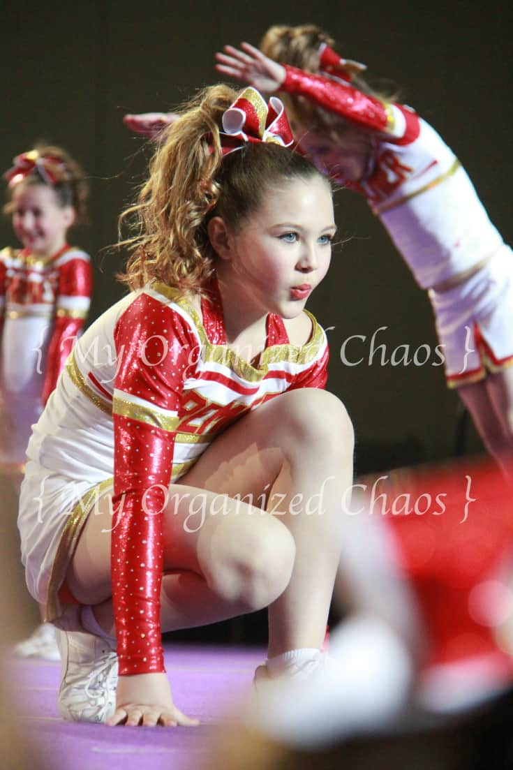 how to photograph a cheer and dance competition canon luxury lens review canadian blogger