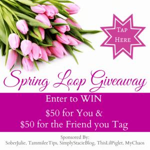Spring Loop Giveaway