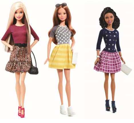 Barbie #SUPERSTYLE fashionista dolls giveaway