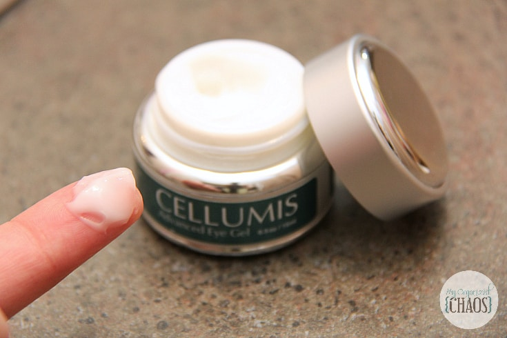 Cellumis Advanced Eye Gel