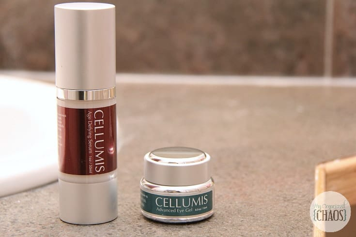 Cellumis Age Defying Skincare