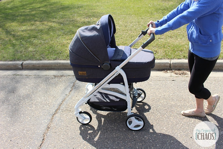 INGLESINA Trilogy Stroller review canada mom blogger