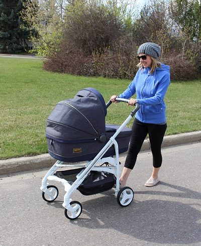 INGLESINA Trilogy Stroller – Now in Denim