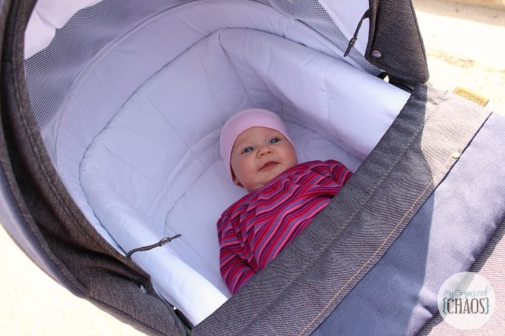 INGLESINA carrycot stroller review trilogy