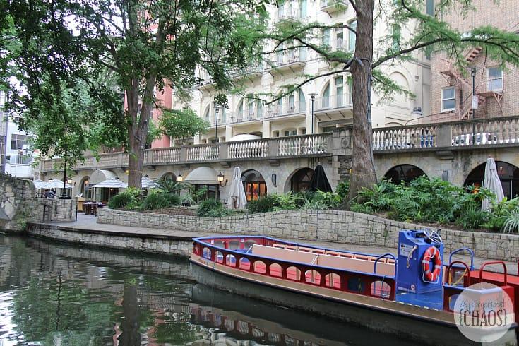 San Antonio River Walk travel texas