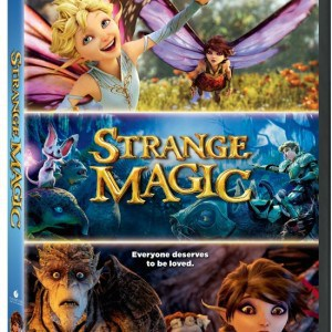 Strange Magic Now on Video!