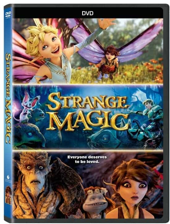 Strange Magic DVD review