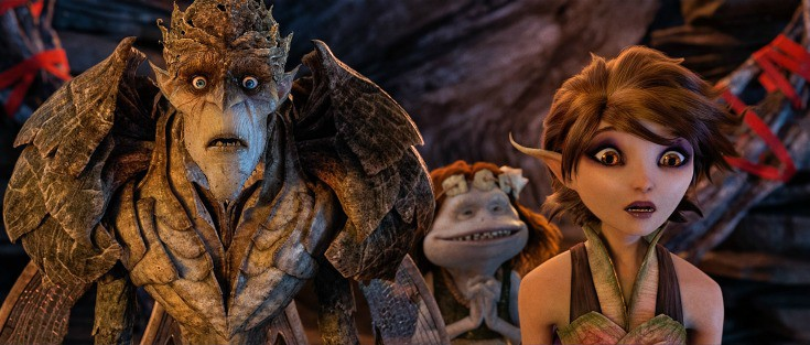 Strange Magic dvd review canadian mom blogger