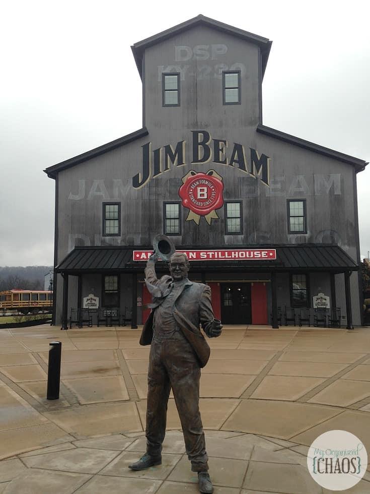 jim bean bourbon tour travel louisville
