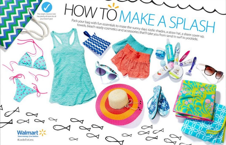 make a splash walmart lookbook looksoforless