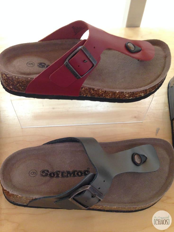 softmoc birkenstock spring summer sandals