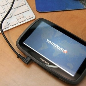Get There Faster – TomTom GO 500