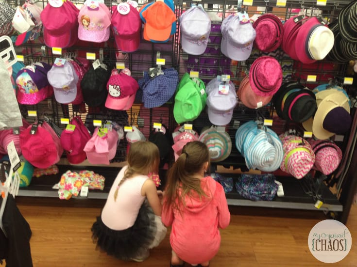 walmart mix and match apparel shopping