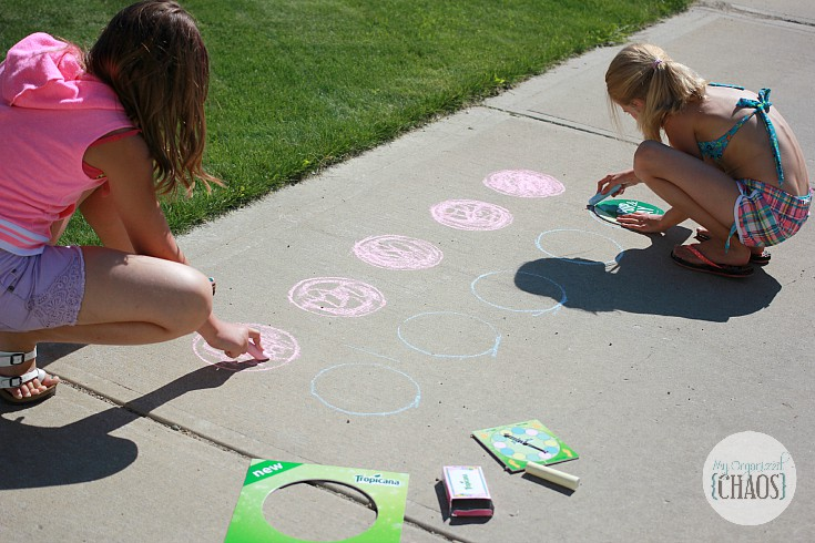 2 Steps to Simple Summer Fun #TropicanaBottledSummer