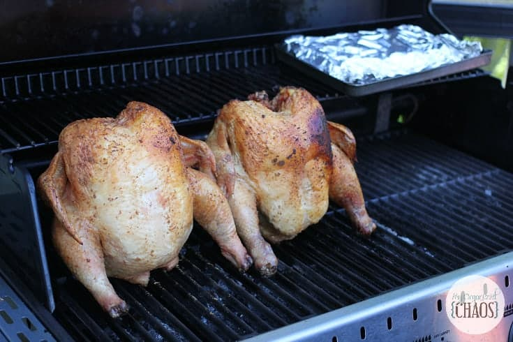 Beer Can Barbecue Chicken recipe