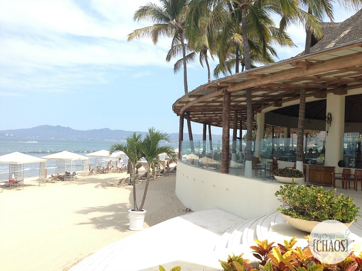 Grand Velas Riviera Nayarit beach travel review