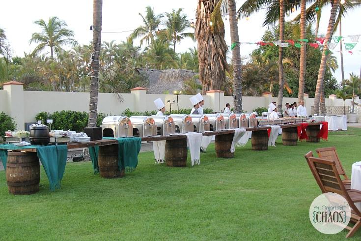 Grand Velas Riviera Nayarit dining