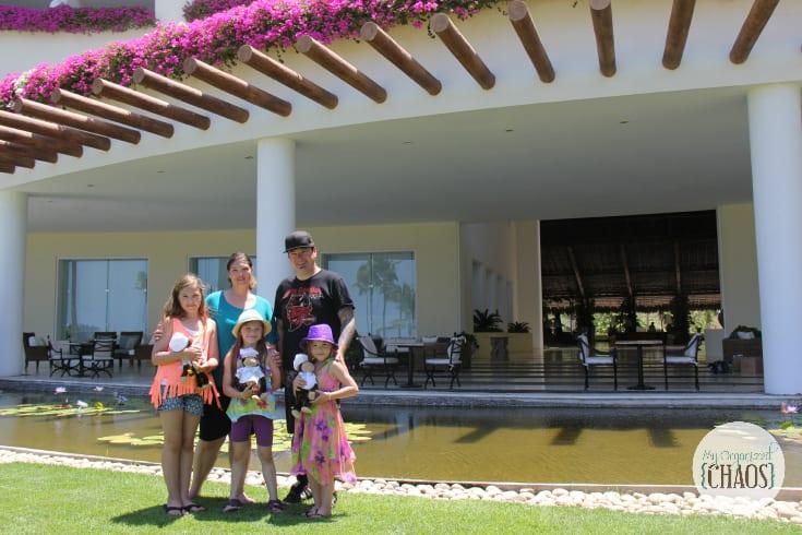 Grand Velas Riviera Nayarit family travel review mexico