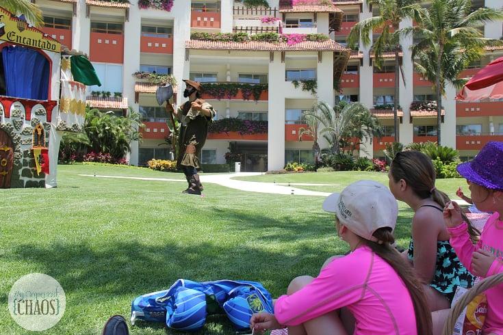 Grand Velas Riviera Nayarit kids club activities review