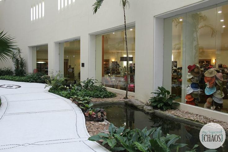 Grand Velas Riviera Nayarit resort lobby review