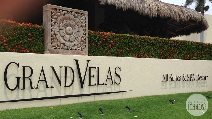 Grand Velas Riviera Nayarit resort review family travel
