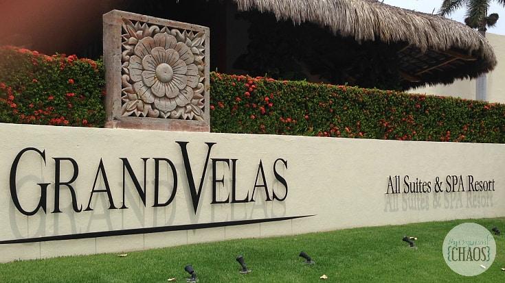 Grand Velas Riviera Nayarit resort review family travel