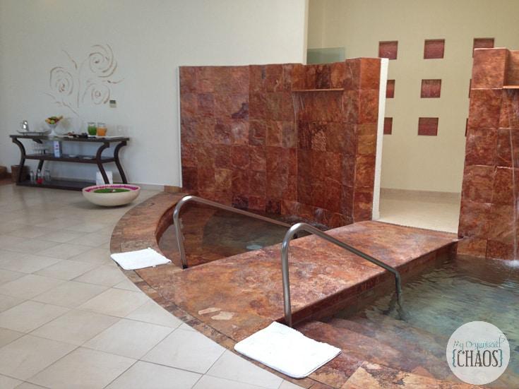 Grand Velas Riviera Nayarit spa water treatment review