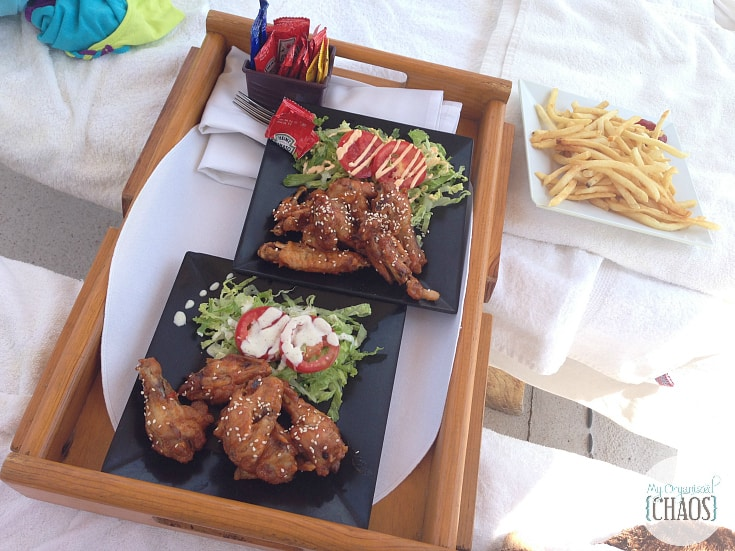 Grand Velas nayarit food pool dining choices