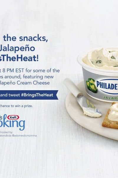 Philly #BringsTheHeat to an Upcoming Twitter Party!