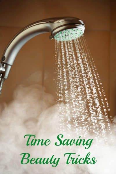 Time Saving Beauty Tricks + #TimeForYou Contest