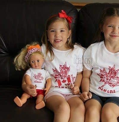 Celebrating Canada with Maplelea