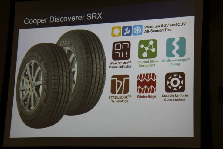 cooper tires discoverer srx test drive
