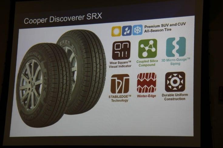cooper tires discoverer srx test drive