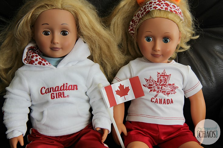 maplelea canada day doll outfits clothing