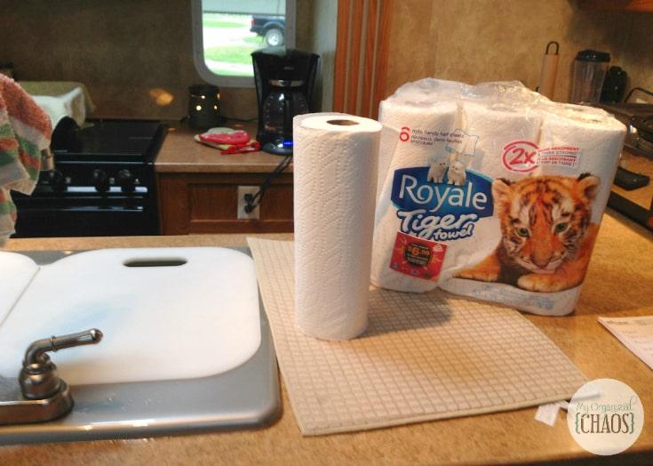 tiger towels camping