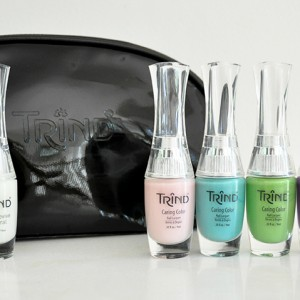Get Beautiful Summer Nails with Trind #TrindNailTips