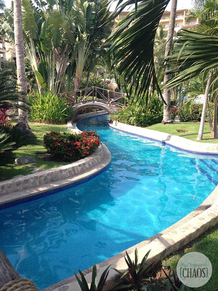 velas vallarta pools lazy river family travel review