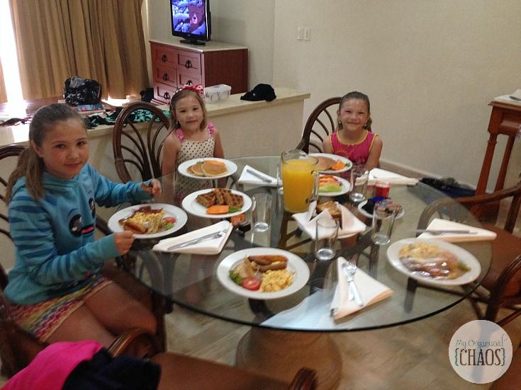 velas vallarta room service food review mexico travel