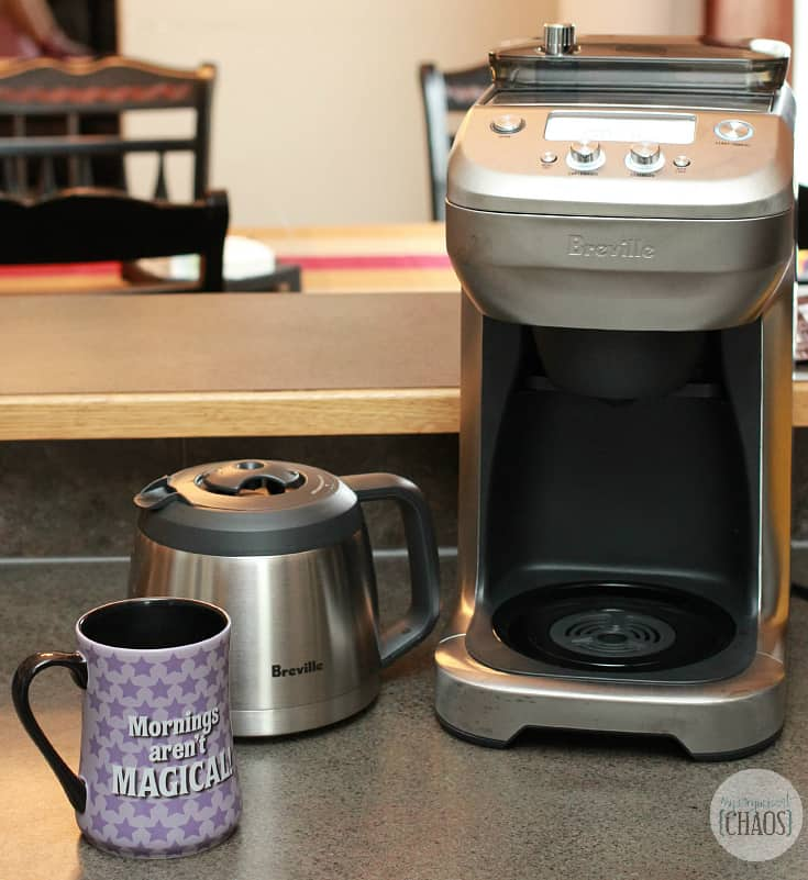 Breville Grind Control Coffee Maker review canada