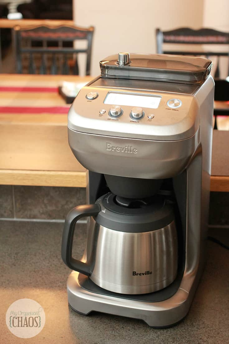 Breville Grind Control Coffee Maker Grinder canada review