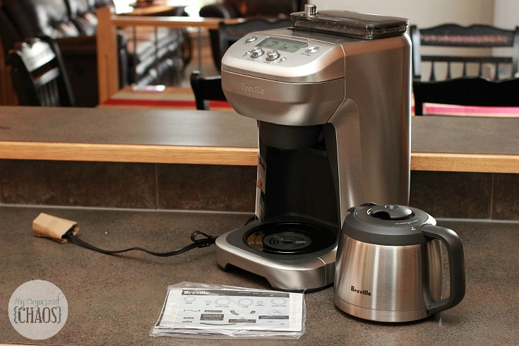 Breville Grind Control coffee maker review
