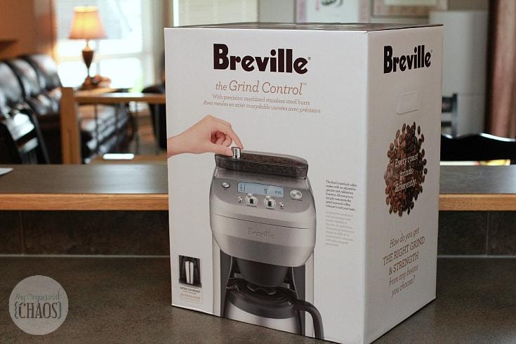 Breville Grind Control