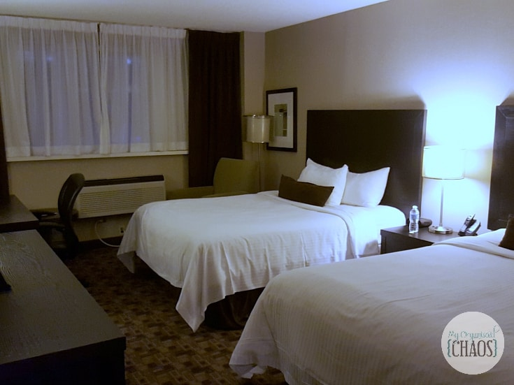 Delta Beauséjour Hotel family travel moncton new brunswick